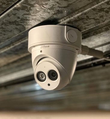 Domestic & Commercial Security Installation
